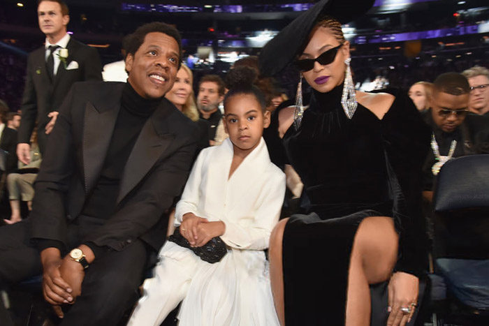 Jay Z And Beyonce S Daughter Blue Ivy Bids 19 000 On Art How You Can Get People To Buy Your Stuff P A R A D I G M M O N E Y